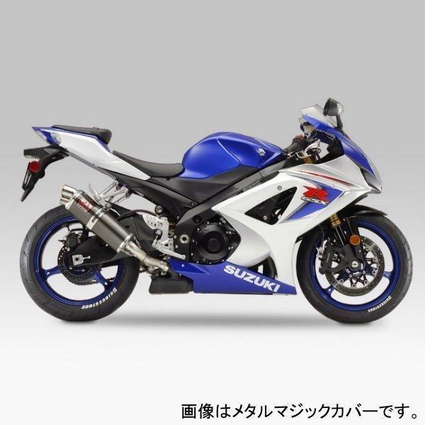 ヨシムラ TRI-OVALサイクロン 2エンド EXPORT SPEC スリップオンマフラー 07年-08年 GSX-R1000 北米仕様 (ST) 110-508-5480 HD店