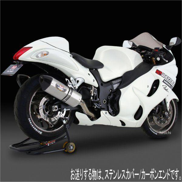 ヨシムラ R-77Jサイクロン 2本出し EXPORT SPEC スリップオンマフラー 08年以降 GSX1300R 国内/北米/EU仕様 (SSC) 110-509-5W50 HD店
