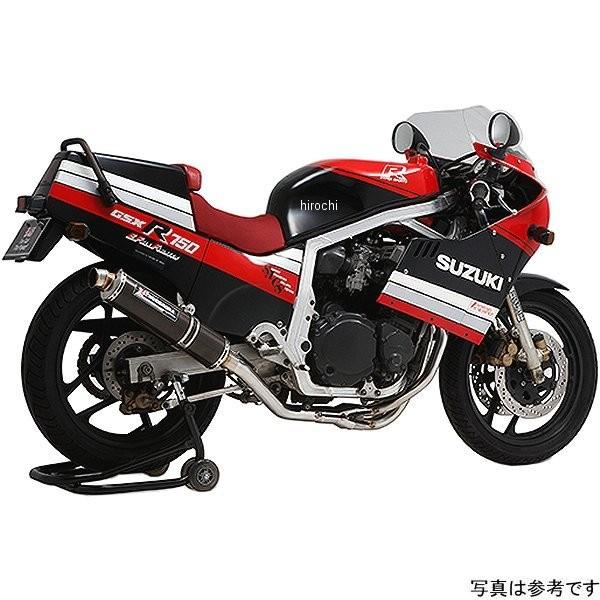 ヨシムラ 機械曲サイクロン フルエキゾースト 85年-88年 GSX-R1100、GSX-R750 (SS) 110-511-5250 HD店
