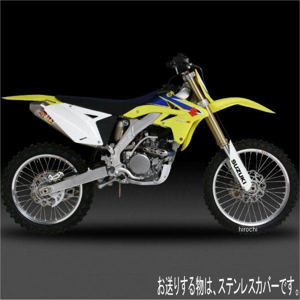 ヨシムラ OVAL-CONEレーシングチタンサイクロン スリップオンマフラー 08年-09年 RM-Z250 (TS) 150-183-8P50 HD店