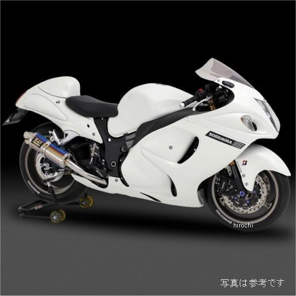 ヨシムラ レーシング TRI-OVAL サイクロン 2END スリップオンマフラー 08年以降 GSX1300R HAYABUSA 国内仕様、北米仕様、EU仕様 (SM) 150-509-5H20 HD店