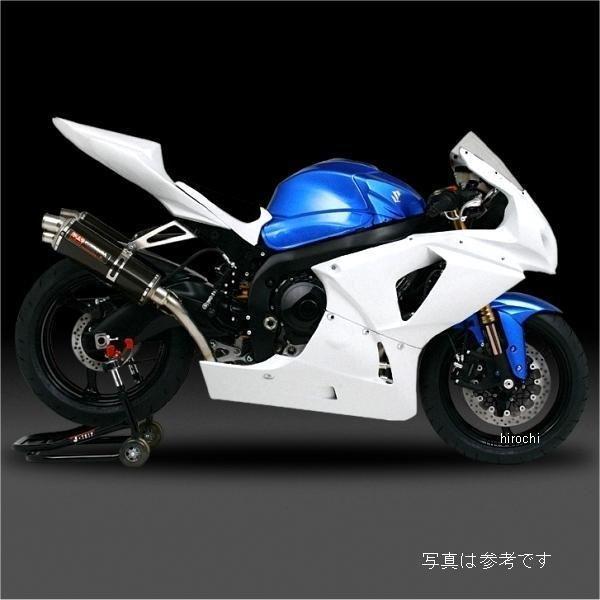 ヨシムラ TRI-OVALレーシングチタンサイクロン 4-2-1-2TYPE フルエキゾースト 09年-11年 GSX-R1000 (TT) 150-518-8982 HD店