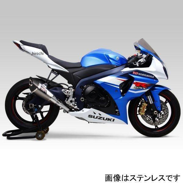 150-5195F80 ヨシムラ R-11 レーシングサイクロン 1エンド 12年以降 GSX-R1000 (ST) 150-519-5F80 HD店