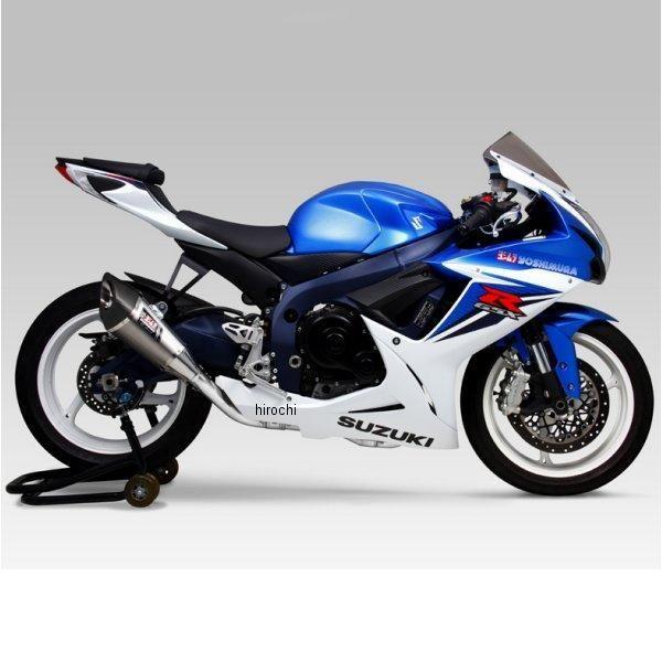 ヨシムラ R-11 レーシングサイクロン 1エンド 11年以降 GSX-R600 (SS) 150-571-5F50 HD店