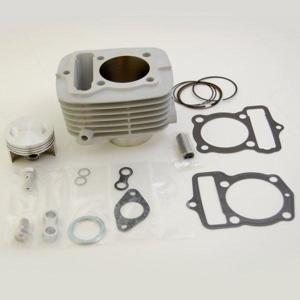 ヨシムラ ボアアップキット 115cc Ape100、Ape100 Type-D、NSF100、XR100Motard 207-406-0000 HD店