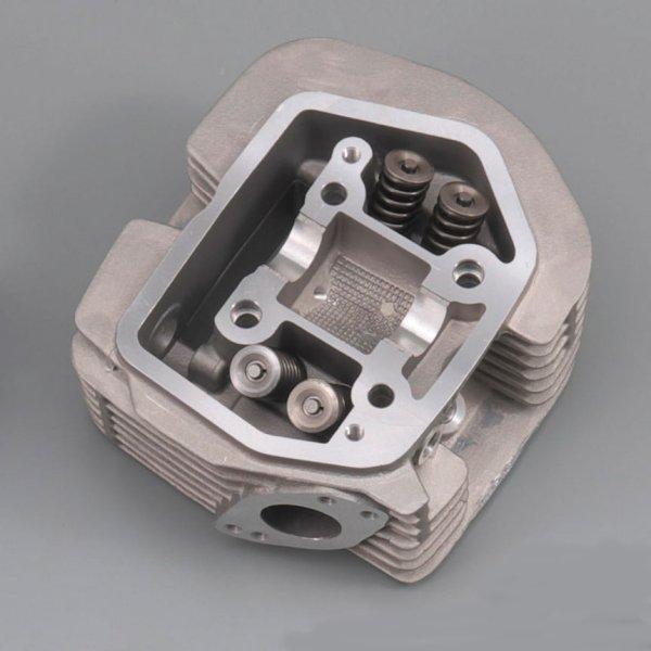【メーカー在庫あり】 デイトナ 4V-OHCヘッド補修パーツ シリンダーヘッドASSY APE 64683 HD店