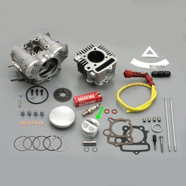 【メーカー在庫あり】 デイトナ DOHC 補修部品 鍛造ピストン 単体 52mm DOHCヘッド用 汎用 73562 HD店