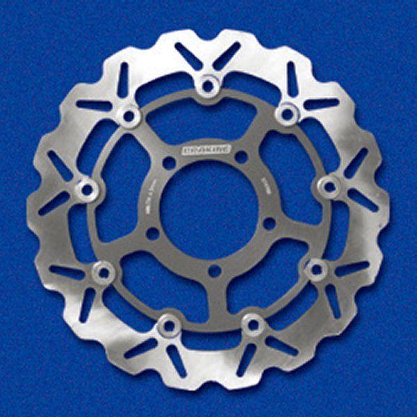 ブレーキング BRAKING ディスクローター (WK098R) CBR1000RR '08-'09 76594 HD店