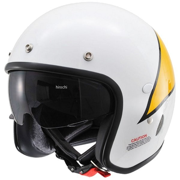 【メーカー在庫あり】 PH2 ノーラン NOLAN Hattrick パイロットタイプヘルメット フィリックス ザ キャット 白 Mフリー 90387 HD店