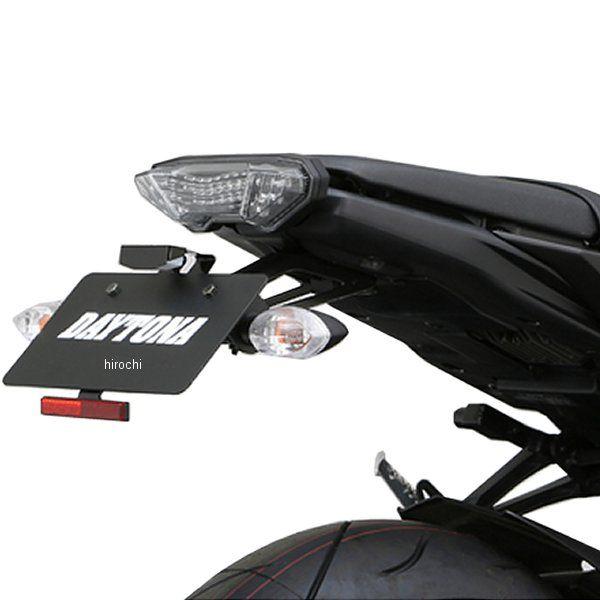 【メーカー在庫あり】 デイトナ LED フェンダーレスキット 14年以降 MT-09 91619 HD店