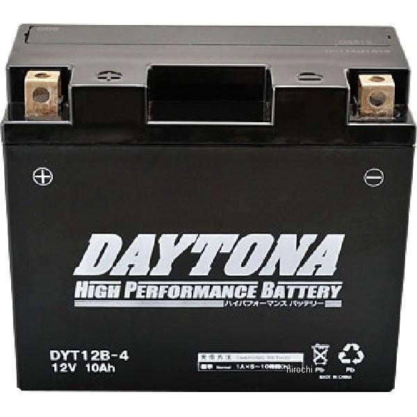 【メーカー在庫あり】 デイトナ ハイパフォーマンスバッテリー DYT12B-4 92886 HD店