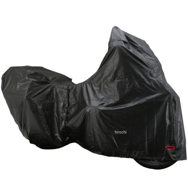 【メーカー在庫あり】 デイトナ バイクカバー ブラックカバー アドベンチャー 汎用 サイドボックスタイプ 94203 HD店