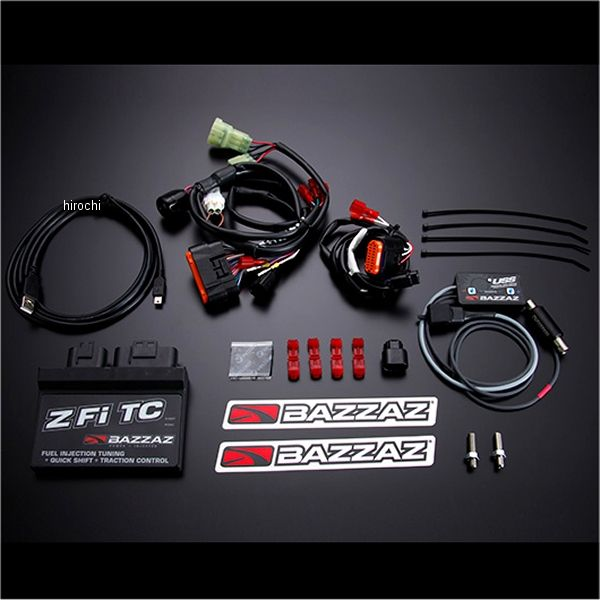 ヨシムラ BAZZAZ Z-Fi TC 06年-12年 STREET TRIPLE、DAYTONA675 BZ-T540S HD店