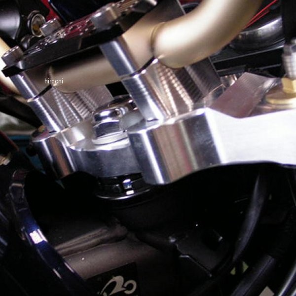 ビート BEET トップブリッジキット ブレース付 ZRX1200ダエグ 金 0680-K99-10 HD店
