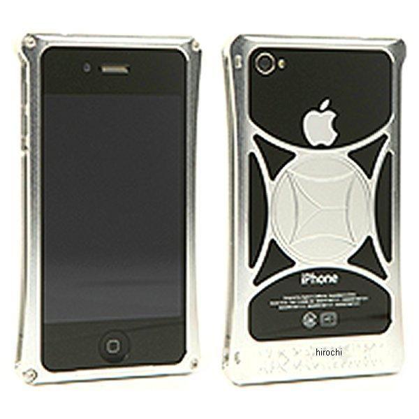 モリワキ iPhone4s、4用 ケース クリア/クリア 710-A01-0044 HD店