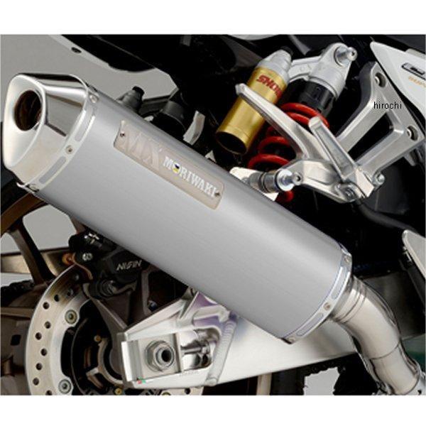 モリワキ MX WT スリップオンマフラー 14年以降 CB1300SF チタン 01810-6J1M0-00 HD店
