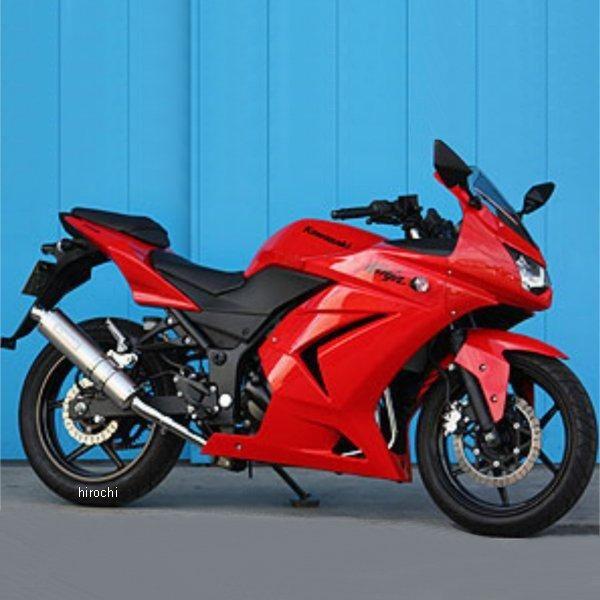 モリワキ ZERO WT スリップオンマフラー 08年以降 Ninja250R ステンレス 01810-LJ244-00 HD店