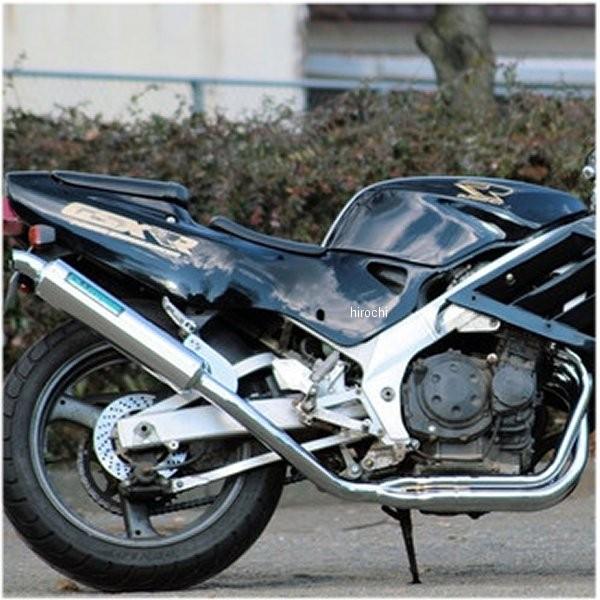 アールピーエム RPM フルエキゾースト PLUMAGE 89年-99年 GSX-R250、GSX-R250R アルミ 4006 HD店