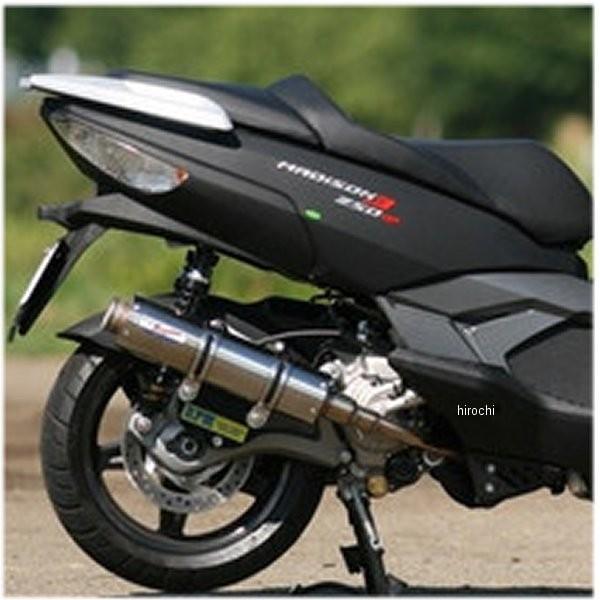 アールピーエム RPM フルエキゾースト 80D-RAPTOR マディソン250-3 ステンレス 6016D HD店