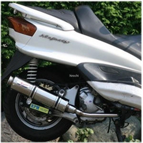アールピーエム RPM フルエキゾースト 80D-RAPTOR 02年-06年 マジェスティ250 SG03J ステンレス 6019D HD店