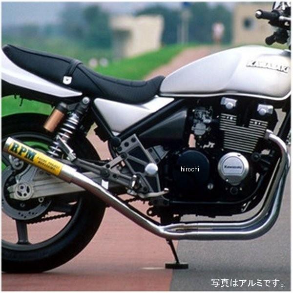 アールピーエム RPM フルエキゾースト 67レーシング ゼファー400 ステンレス 1630S HD店