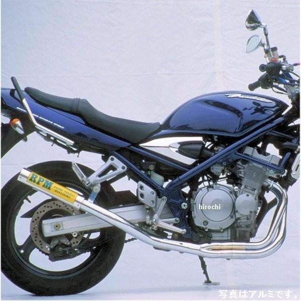 アールピーエム RPM フルエキゾースト 4in2in1 95年-00年 バンディット250、バンディット250V ステンレス 4032S HD店