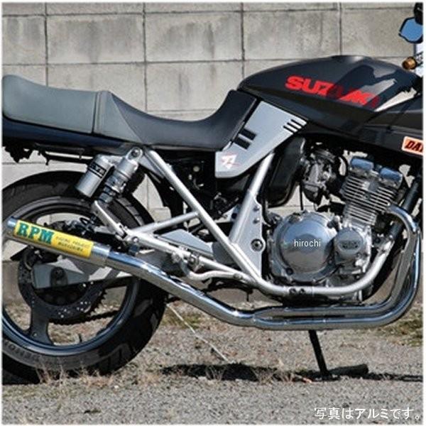 アールピーエム RPM フルエキゾースト 67レーシング 91年-99年 カタナ GSX250S チタン 4613Y HD店