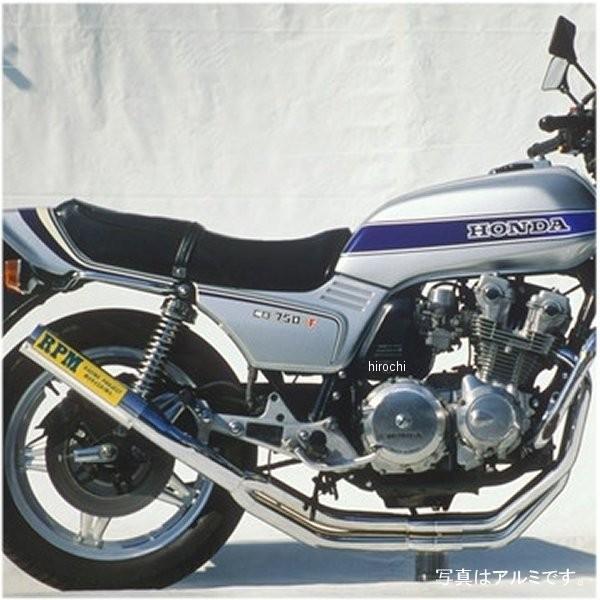 アールピーエム RPM フルエキゾースト 4in2in1 80年-81年 CB750FZ、CB750A、CB750B ステンレス 2002S HD店