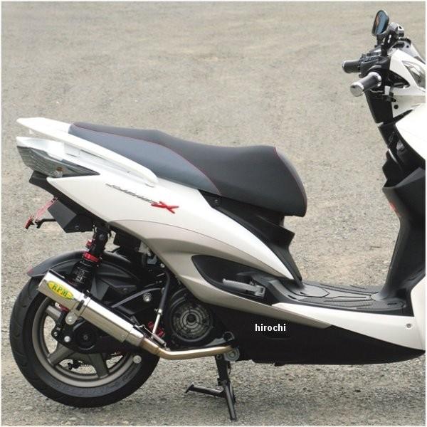 アールピーエム RPM フルエキゾースト シグナスX SE12J ステンレス 3031 HD店