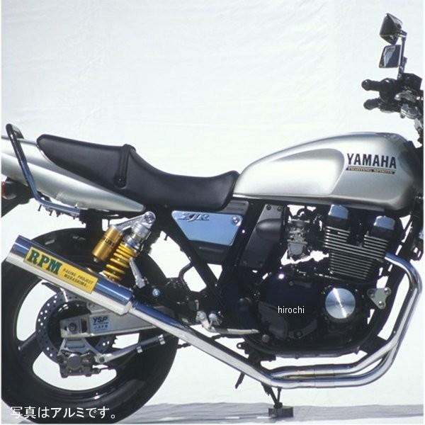 アールピーエム RPM フルエキゾースト4in2in1 93年-00年 XJR400 ステンレス 3016S HD店