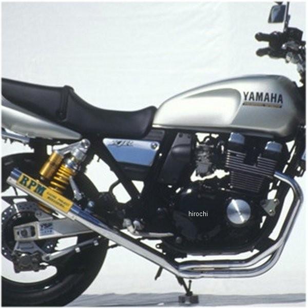 アールピーエム RPM フルエキゾースト 67レーシング 93年-00年 XJR400 アルミ 3616 HD店