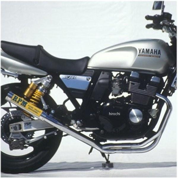 アールピーエム RPM フルエキゾースト 67レーシング 01年-08年 XJR400 アルミ 3622 HD店