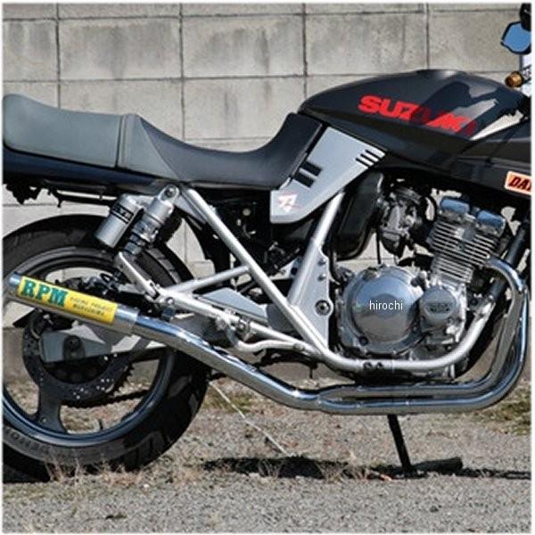 アールピーエム RPM フルエキゾースト 67レーシング 91年-99年 カタナ GSX250S 4613 HD店