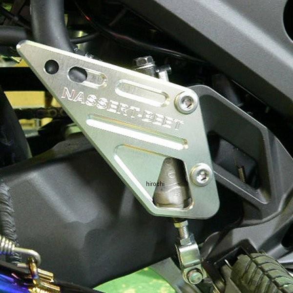 ビート BEET ヒールガードセット ニンジャ ZX-14R シルバー (ハイパーバンク用) 9120-KB6-00 HD店