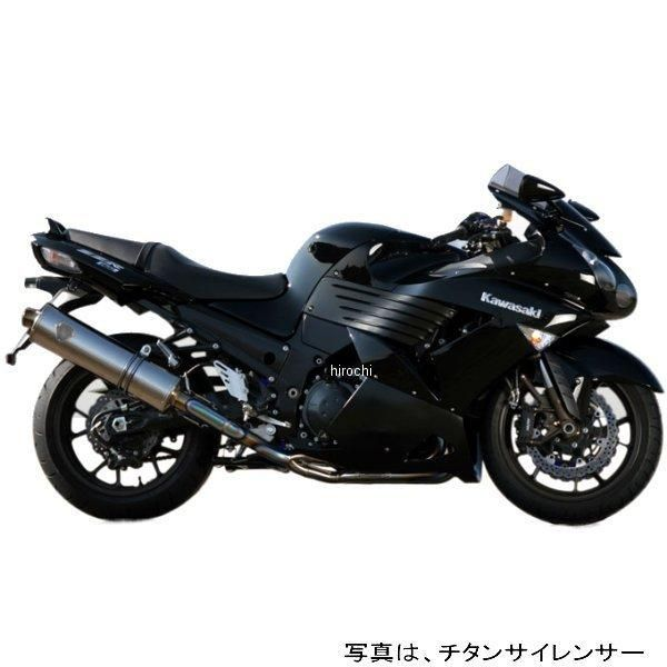 アールズギア r's gear フルエキゾースト ソニック 08年 ニンジャ ZX-14 真円ドラッグブルー SK12-01DB HD店