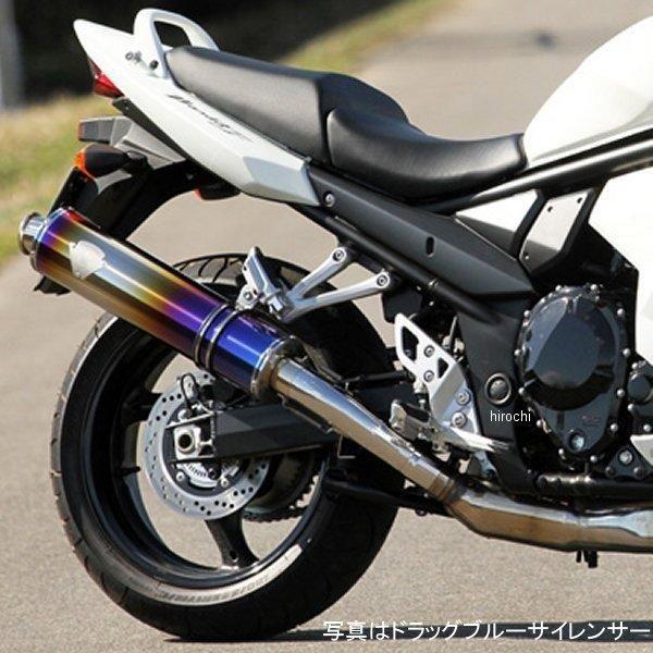 アールズギア r's gear スリップオンマフラー ソニック 07年以降 バンディット BANDIT1250 真円チタン SS09-03TI HD店