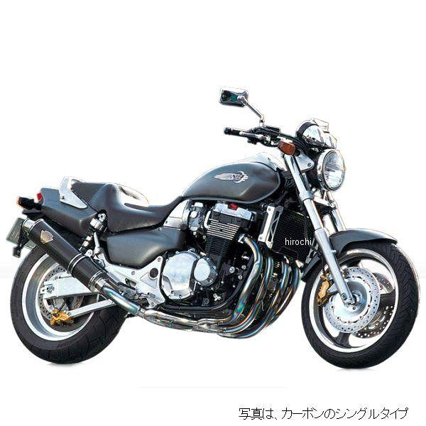 アールズギア r's gear フルエキゾースト ワイバン用 リペアサイレンサー 97年以降 X4 真円チタン WH03-01TI-XR HD店