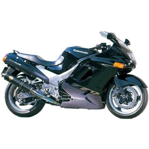 アールズギア r's gear フルエキゾースト ワイバン 全年式 ニンジャ ZZR1100 真円カーボン (デュアル) WK03-02CF HD店