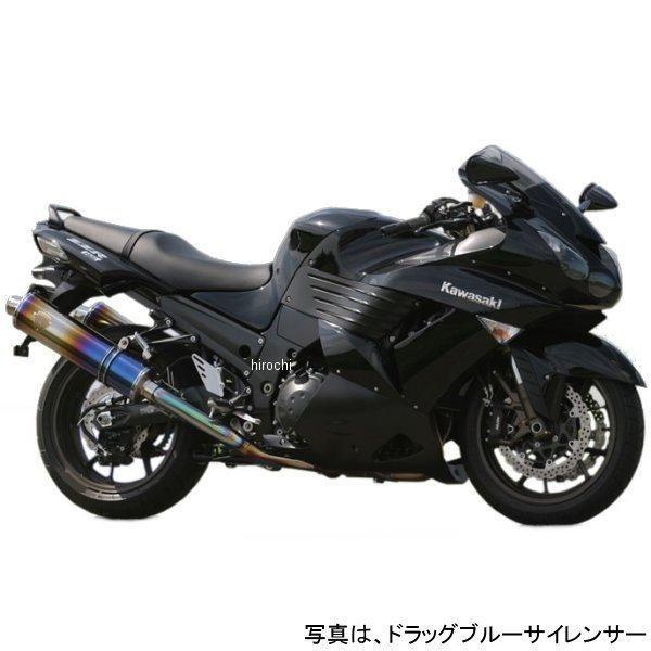 アールズギア r's gear スリップオンマフラー ワイバン 08年 ニンジャ ZX-14 真円チタン WK12-03TI HD店