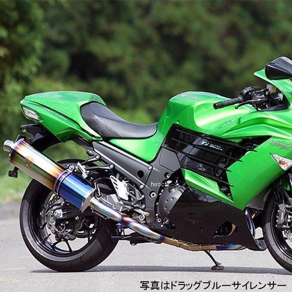 アールズギア r's gear フルエキゾースト ワイバン 12年以降 ニンジャ ZX-14R 真円カーボン WK22-01CF HD店