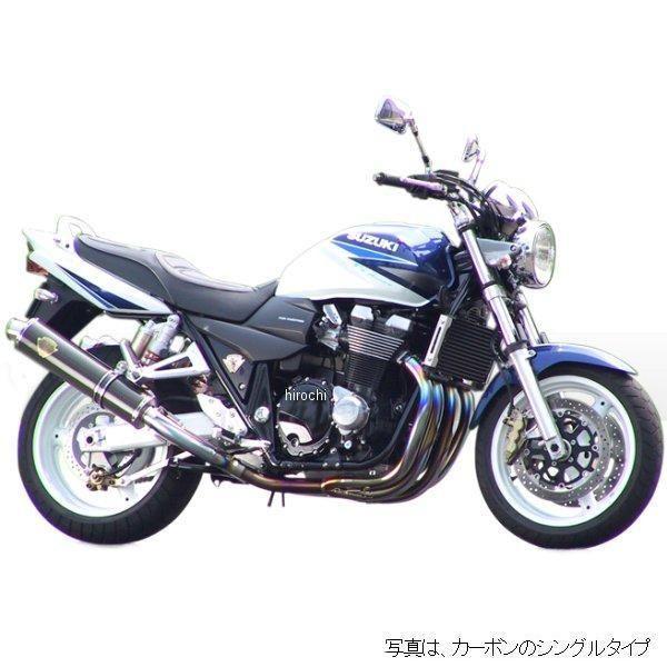 アールズギア r's gear フルエキゾースト ワイバン用 リペアサイレンサー 全年式 GSX1400 真円チタン WS01-01TI-XR HD店