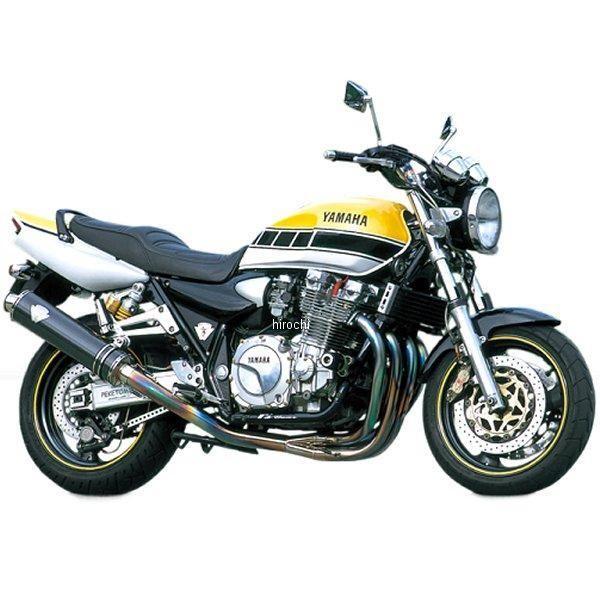 アールズギア r's gear フルエキゾースト ワイバン 4-1 94年-06年 XJR1300、XJR1200 真円カーボン WY01-STCF HD店