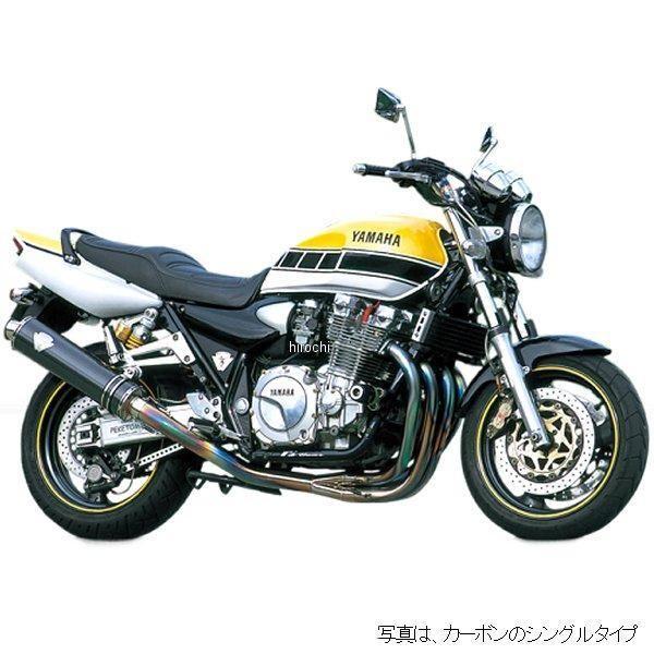 アールズギア r's gear フルエキゾースト ワイバン 4-1 94年-06年 XJR1300、XJR1200 真円ドラッグブルー WY01-STDB HD店