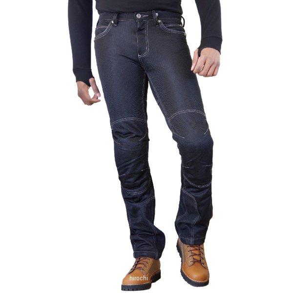 【メーカー在庫あり】 WJ-740R コミネ KOMINE 2018年春夏モデル ライディングメッシュジーンズ 黒 L/32サイズ 4573325731387 HD店