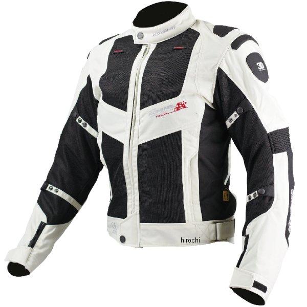 JJ-003 コミネ KOMINE 春夏モデル ツアラーメッシュジャケット レディース用 黒/シルバー WLサイズ 4573325733381 HD店