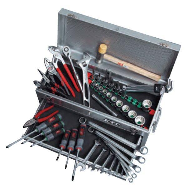 KTC 京都機械工具 工具セット(チェストタイプ:一般機械整備向) (51点) SK4510MXBK-KC HD店