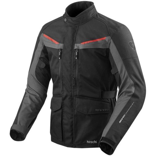 レブイット REVIT テキスタイルジャケット サファリ3 黒/アンスラサイト Mサイズ FJT240-1050-M HD店