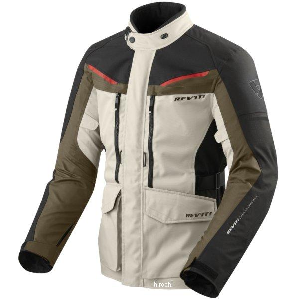レブイット REVIT テキスタイルジャケット サファリ3 サンド/黒 XLサイズ FJT240-5220-XL HD店