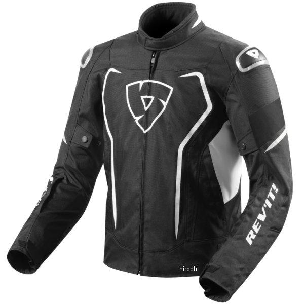 レブイット REVIT テキスタイルジャケット ヴェルテクスH2O 黒/白 Lサイズ FJT245-1600-L HD店