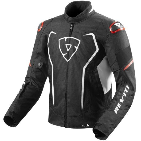 レブイット REVIT テキスタイルジャケット ヴェルテクスH2O 白/赤 XLサイズ FJT245-3200-XL HD店